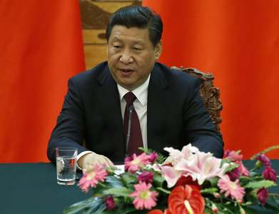 China's Xi calls for stronger macro-economic coordination