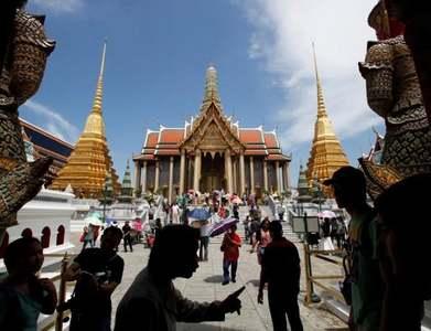 Thailand's December tourist arrivals down 99.8pc y/y to 6,500