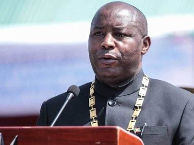 Regime hardliner takes helm of Burundi ruling party