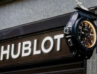 Luxury watchmaker Hublot expects China to drive sales rebound in 2021