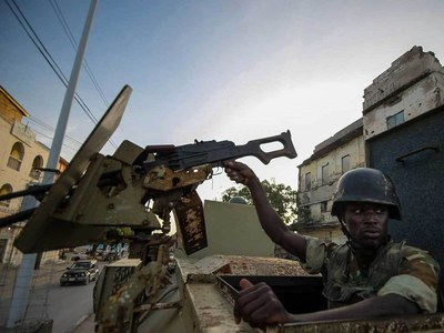 Nine dead in clashes on Somalia, Kenya border