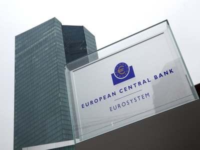 ECB focuses on bank credit, bonds in gauging financing conditions
