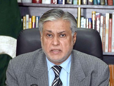 Video of women confronting Ishaq Dar in London goes viral