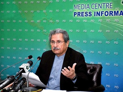 Seven to eight million children benefited from teleschool: Shafqat