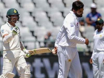 South Africa win toss, bat against Pakistan in first Test