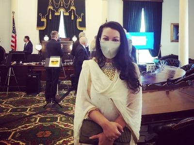 Sir Ganga Ram's great granddaughter Kesha Ram becomes Vermont senator