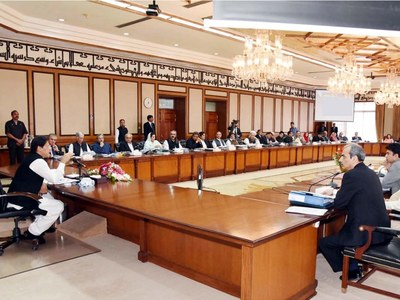 Cabinet agrees to constitute Commission to investigate Broadsheet matter