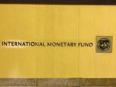 IMF cuts Britain's 2021 growth outlook after COVID surge