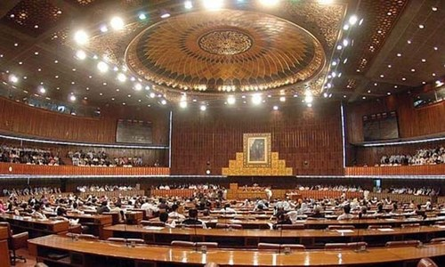 PML-N withdraws NAB amendment bill in National Assembly