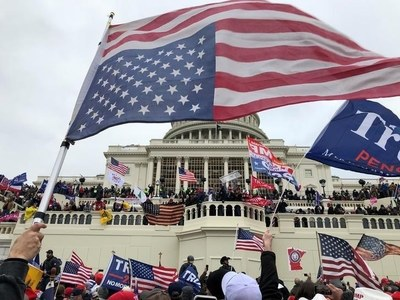 More than 150 charged over US Capitol rampage