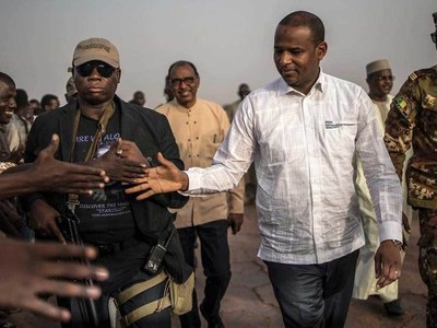Ethnic groups in central Mali sign peace accords