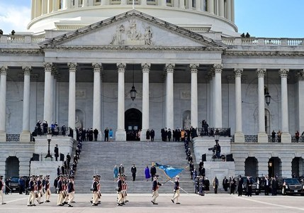 U.S. faces higher risk of domestic extremist violence after Capitol assault, says government