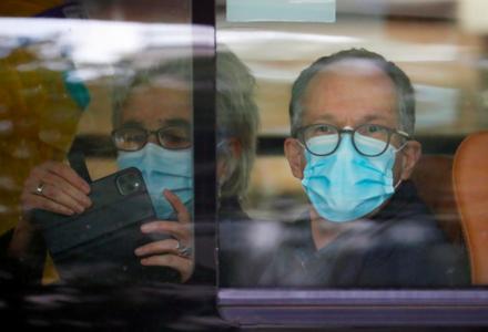 WHO team probing coronavirus origins in China's Wuhan leaves quarantine