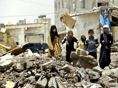 UN concerned clashes in Yemen's Hodeida putting civilians at risk
