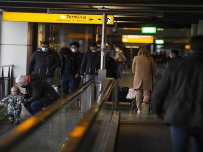 Germany plans travel halt from virus variant countries