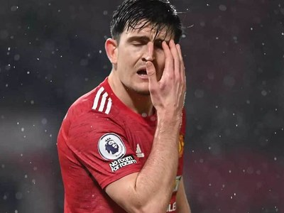 Maguire makes Man Utd rallying cry after shock defeat