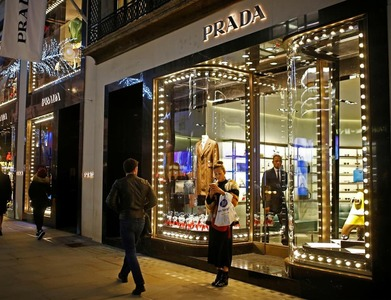 Prada CEO sees revenues rising to 5bn euros in 4-5 years