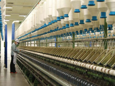 Textile and gas' love affair to end?