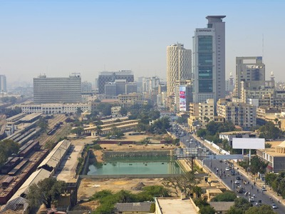 Karachi ranked second most polluted city in world today