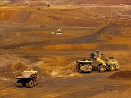 China's iron ore dips on steel profits slump