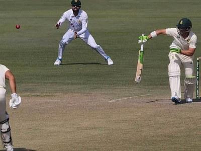 Nauman, Yasir spin Pakistan to verge of South Africa Test win