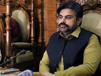 Sindh to start COVID-19 vaccination from Feb 3: Nasir Hussain Shah