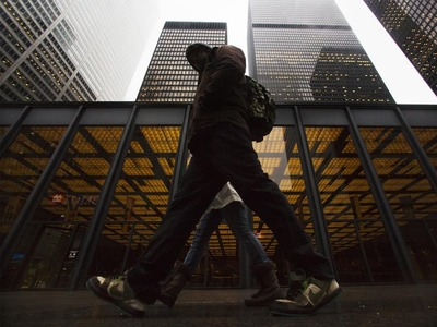 Canada economy better than expected in November, but impact of COVID-19 surge looms