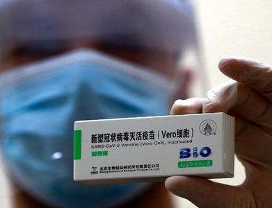 Dubai to roll out China's Sinopharm COVID-19 vaccine on Sunday