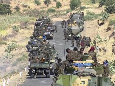 Ousted Tigray leader breaks long silence, media outlet claims