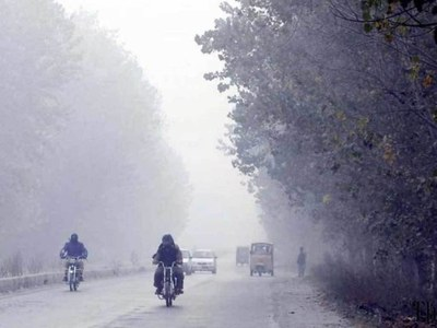 Cold and dry weather is expected in most parts of country