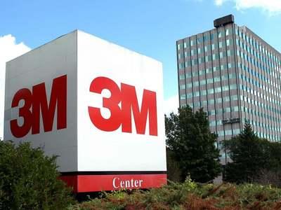 3M profits jump