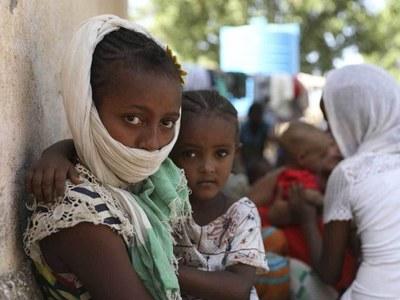Eritrean refugees caught in crossfire of Ethiopia's Tigray war