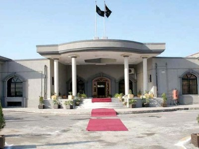 IHC extends stay order on FIR against woman lawmaker