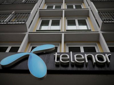 Norway's Telenor sees flat 2021 earnings, eyes Asia recovery in H2