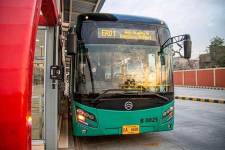 SC bars NAB from investigating Peshawar BRT project