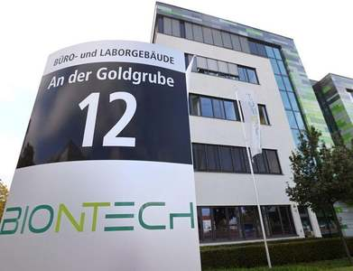 BioNTech says working to supply vaccines to Japan as soon it can