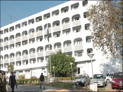 Senior Indian diplomat summoned to register Pakistan's strong protest over ceasefire violations: FO