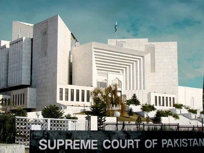 Senate elections: PML-N, PPP have not opposed reference, notes SC