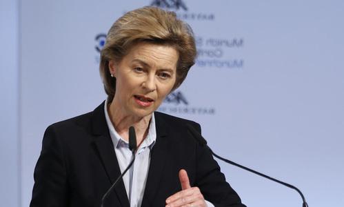 Vaccine storm engulfs EU chief von der Leyen