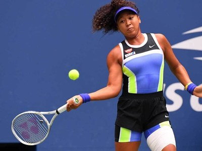 Osaka outlasts in-form Boulter to reach quarters