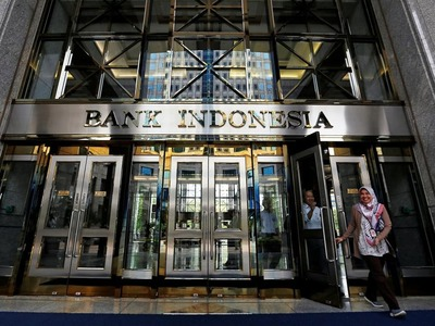 Indonesia central bank buys $2.4bn in govt bonds