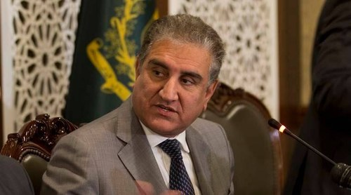 Pakistan will continue to extend support to Kashmir cause: Qureshi
