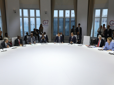 G7 foreign ministers 'deeply concerned' by Myanmar coup: statement