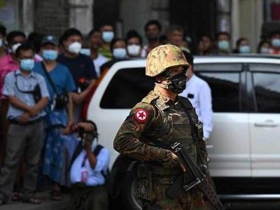 Myanmar medics lead sprouting civil disobedience calls after coup