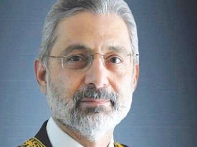 FIA to detect hackers of Justice Qazi Faez Isa's cell phone