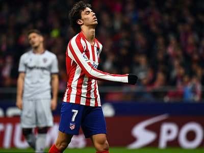 Atletico Madrid forward Joao Felix tests positive for Covid-19