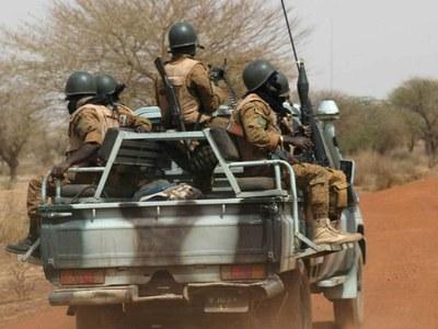 Nine Malian troops killed in suspected jihadist attack