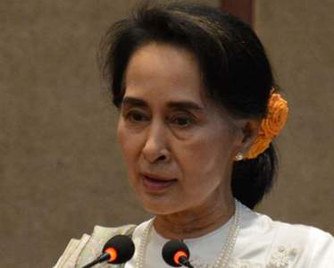 Suu Kyi charged as calls to oppose coup grow