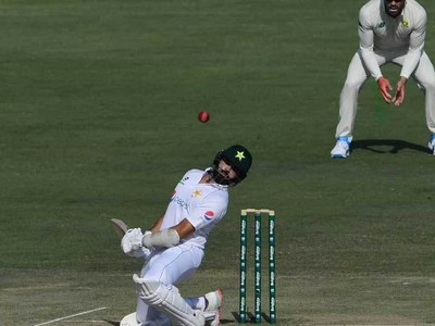 Pakistan win toss, bat in second South Africa Test