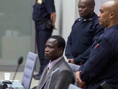 Ugandan Lord's Resistance Army commander guilty of war crimes